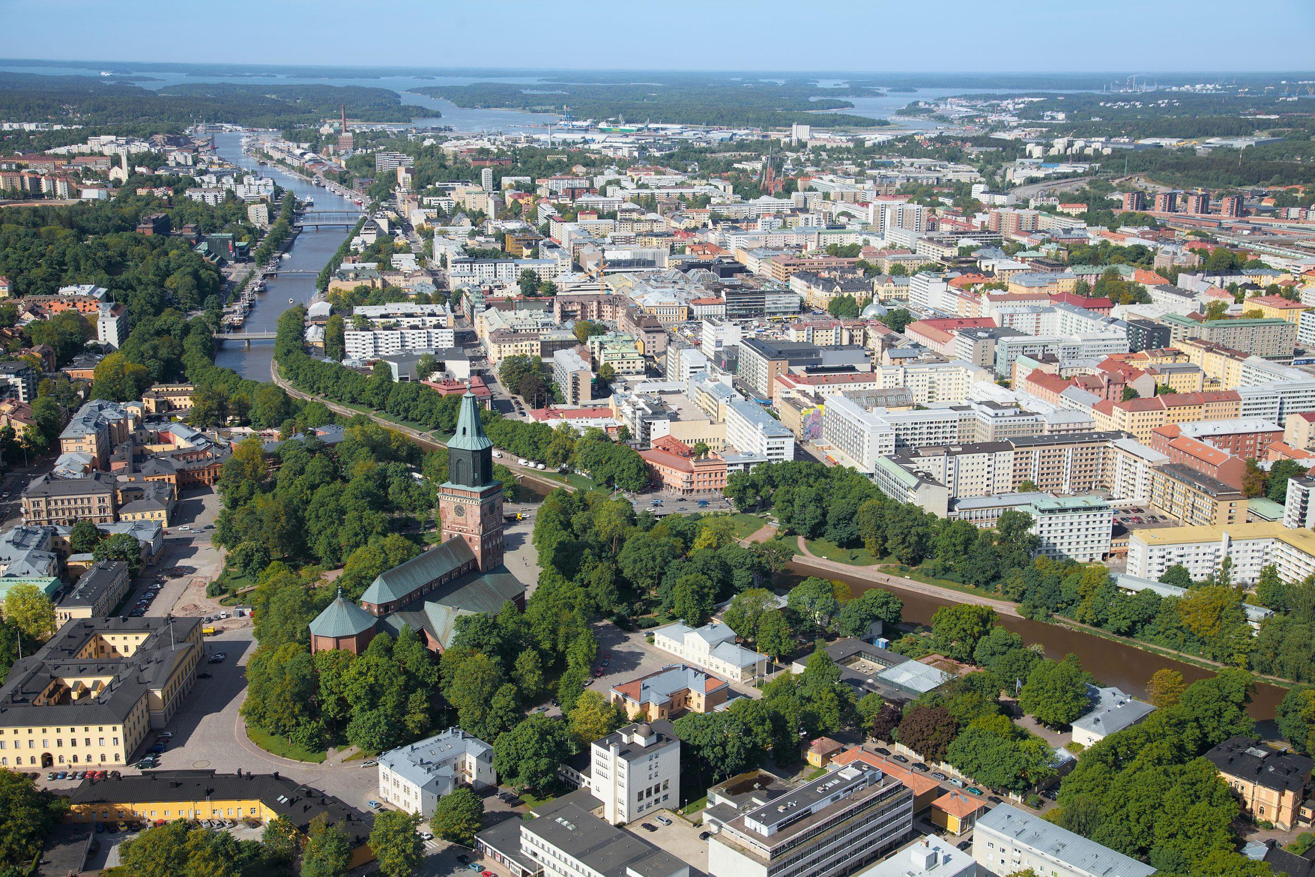Smart & Wise Turku, Low-carbon Transport in Traffic hubs – BrightPark